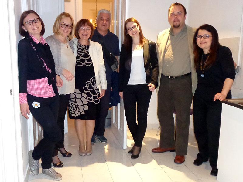 NLP predavanje u Mečpoint centru u Zagrebu