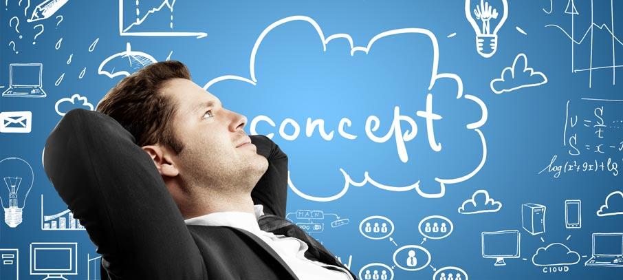 Idee e creatività per successo